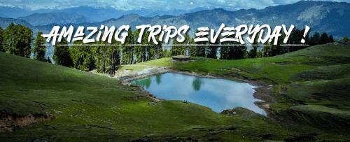 Customized Trips Everyday