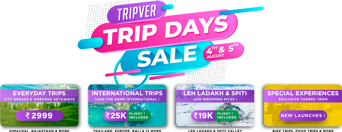 Trip Days by Tripver